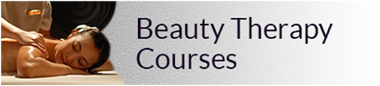 Give relaxing treatments with our Beauty Therapy Courses