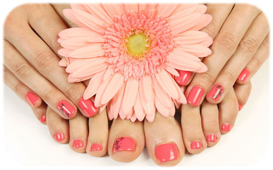 You can give manicures and pedicures Beauty Therapy Courses
